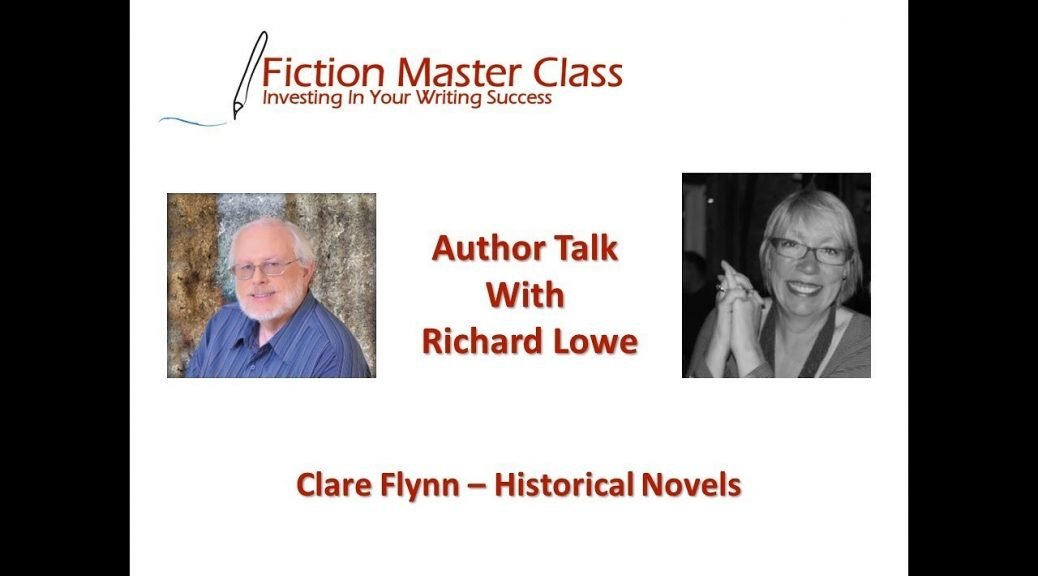 Interview with Clare Flynn