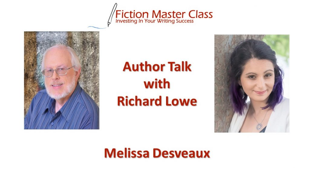 Interview with Melissa Desveaux